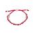 LINKS OF LONDON - Ασημένιο βραχιόλι Links of London Friendship Mini Heart Fuschia