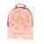 MIPAC - Γυναικείο σακίδιο πλάτης MIPAC MINI BACKPACK ροζ