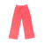 MYMOO - Παιδικό παντελόνι MYMOO κοραλί