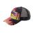 NEW ERA - Unisex καπέλο jockey NEW ERA ροζ κίτρινο μαύρο