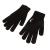 NIKE ACCESSORIES - Unisex γάντια NIKE WG.A6.SM. SWOOSH KNIT μαύρα