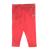 NIKE KIDS - Κοριτσίστικο παντελόνι κάπρι NIKE KIDS ESSENTIALS ροζ