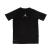 NIKE KIDS - Παιδική κοντομάκιη μπλούζα NIKE KIDS ALPHA DRY μαύρη