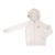 NIKE - Παιδική αθλητική ζακέτα NIKE JDB JUMPMAN FLEECE FZ λευκή