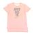 NIKE - Παιδική κοντομάνικη μπλούζα NIKE HILO JUST DO IT ροζ