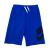 NIKE - Παιδική βερμούδα Nike FT ALUMNI SHORT YTH μπλε