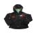 NIKE - Παιδικό jacket NIKE NSW GLOW BOTANTICAL WINDRUNN μαύρο