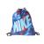 NIKE - Παιδικό σακίδιο πλάτης γυμναστηρίου NIKE GMSK - GFX μπλε λευκό