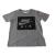 NIKE - Παιδικό t-shirt NIKE AIR AIR BOX LOGO γκρι