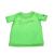 NIKE - Παιδικό t-shirt NIKE FAUX CROSS-DYE πράσινο