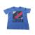 NIKE - Παιδικό t-shirt NIKE MOTO SPEED μπλε