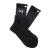NIKE - Unisex κάλτσες NIKE ELT QUICK PG μαύρες