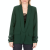 NUMPH - Γυναικείο σακάκι NUMPH πράσινο