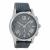 OOZOO - Γυνακείο δερμάτινο ρολόι OOZOO TIMEPIECES μπλε σκούρο