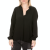 PLEASE IMPERIAL - Γυναικείο πουκάμισο PLEASE IMPERIAL μαύρο