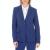 PLEASE IMPERIAL - Γυναικείο σακάκι PLEASE IMPERIAL μπλε