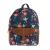 ROXY - Γυναικεία τσάντα πλάτης ROXY CARRIBEAN μπλε