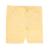 SAM 0-13 - Παιδική βερμούδα για μικρά αγόρια SAM 0-13 κίτρινη