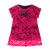 SAM 0-13 - Παιδικό φόρεμα από δαντέλα SAM 0-13 φούξια