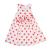 SAM 0-13 - Παιδικό φόρεμα με φιογκάκια SAM 0-13 πουά