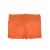 SAM 0-13 - Παιδικό σορτς με στρασάκια SAM 0-13 πορτοκαλί