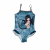 SANTORO Gorjuss - Παιδικό ολόσωμο μαγιό με τύπωμα SANTORO Gorjuss μπλε