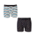 SCOTCH & SODA - Ανδρικά εσώρουχα boxer σετ των 2 SCOTCH & SODA μπλε