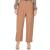 SCOTCH & SODA - Γυναικεία παντελόνα SCOTCH & SODA καφέ