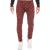 SSEINSE - Ανδρικό παντελόνι SSEINSE AMERICA κόκκινο μαύρο