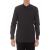 SSEINSE - Ανδρικό πουκάμισο SSEINSE CAMICIA μαύρο