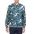 TED BAKER - Ανδρικό bomber jacket TOTH LEAF PRINT μπλε
