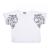 Yellowsub - Παιδική κοντομάνικη μπλούζα Yellowsub TIGER λευκή