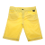 Yellowsub - Παιδική βερμούδα Yellowsub BLACK BLAZING κίτρινη