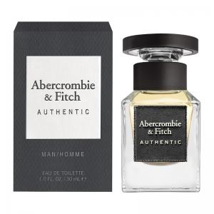 ABERCROMBIE & FITCH AUTHENTIC MEN EAU DE TOILETTE 30ml