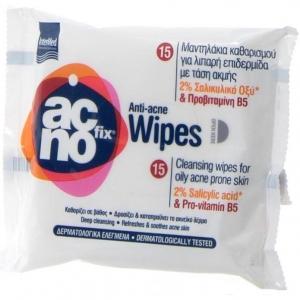 Acnofix Anti Acne Wipes Μαντηλάκια