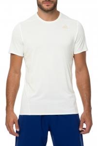 adidas Performance - Ανδρική κοντομάνικη μπλούζα SN SS M REFL λευκή