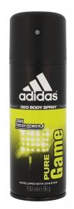 Adidas Pure Game 24h Deodorant