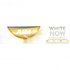 Aim White Now Forever White