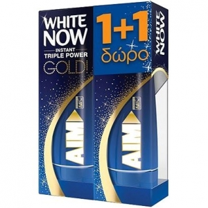 Aim White Now Gold Instant