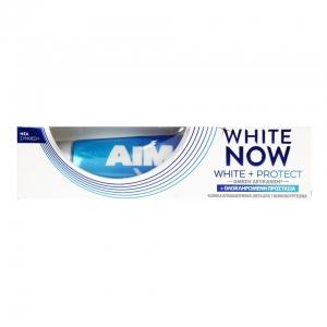 Aim White Now White & Protect