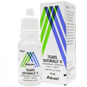 Alcon Tears Naturale II Med
