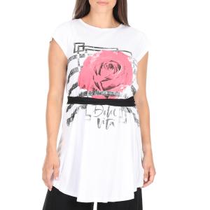 ALE - Γυναικεία μακριά μπλούζα