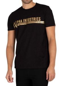 Alpha Industries Foil Logo