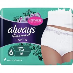 Always Discreet Pants Plus