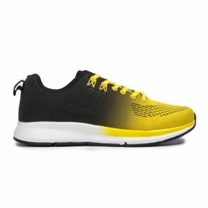 Ανδρικά κίτρινα αθλητικά παπούτσια