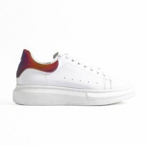 Ανδρικά λευκά sneakers με