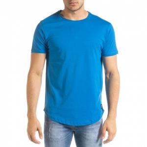 Ανδρική γαλάζια κοντομάνικη