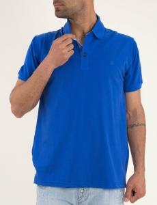 Ανδρικό γαλάζιο Plus size