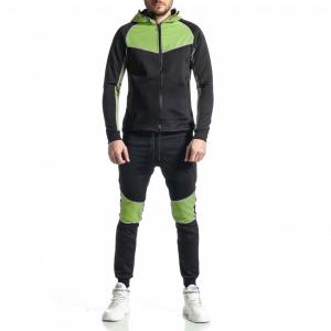 Ανδρικό πράσινο αθλητική φόρμα