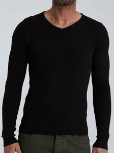 Ανδρικό ριπ πουλόβερ SH1700.4620+4